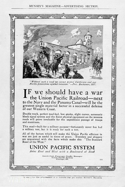 1916 Union Pacific.