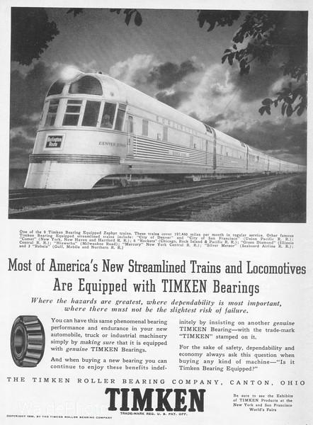 1939 Timken.