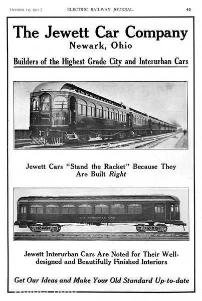 1911 Jewett Car Company.