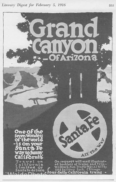 1916 Santa Fe.
