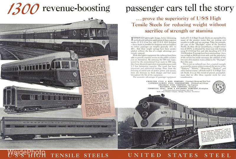 1940 United States Steel.