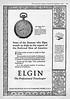 1923 Elgin Watch Company.