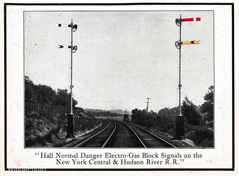 1903 Hall Signal Company.