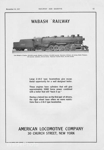 1917 Alco.