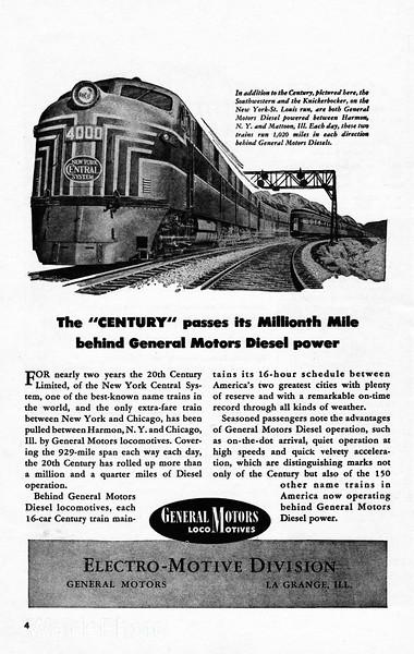 1947 New York Central.