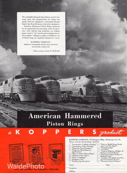 1941 Koppers Company.