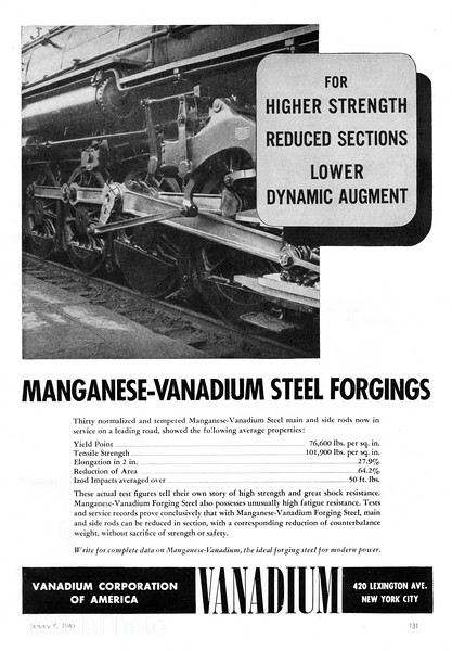 1940 Vanadium Corporation.