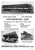 1941 Differential Steel Car Company.