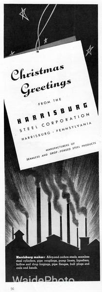 1941 Harrisburg Steel Corporation.