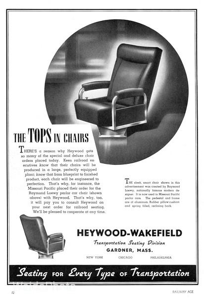 1940 Heywood-Wakefield.