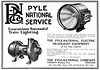 1918 Pyle National Company,