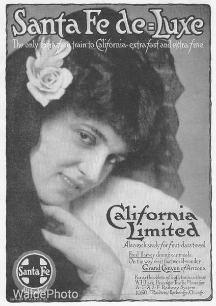 1911 Santa Fe.