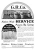 1941 General Refractories Company.