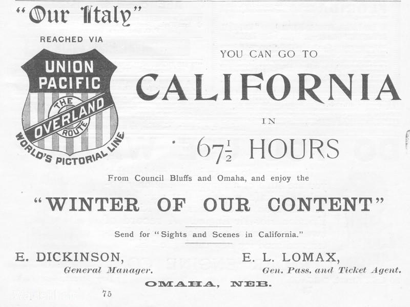 1894 Union Pacific.