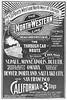 1898 Chicago Northwestern advertisement.