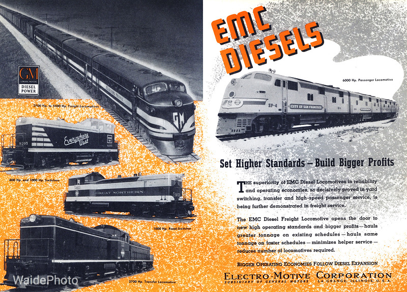 1941 Electro-Motive Corporation.