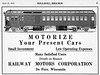 1926 Railway Motors Corporation.