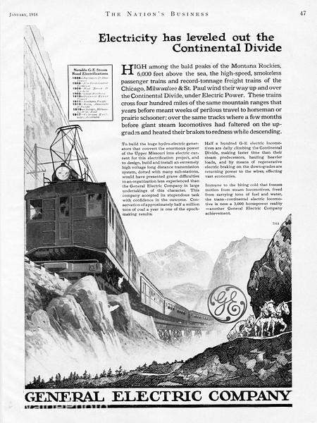 1918 General Electric.