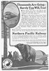 1909 Northern Pacific,