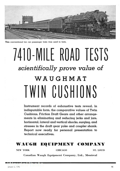 1940 Waugh Equipment Company.