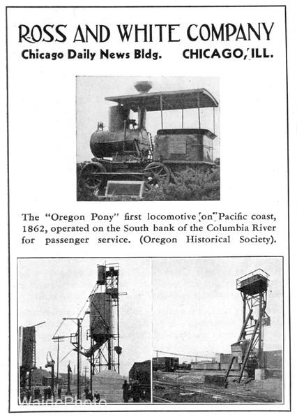 1940 Ross & White Company.