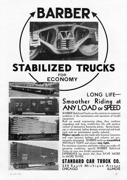 1939 Standard Car Truck Company.