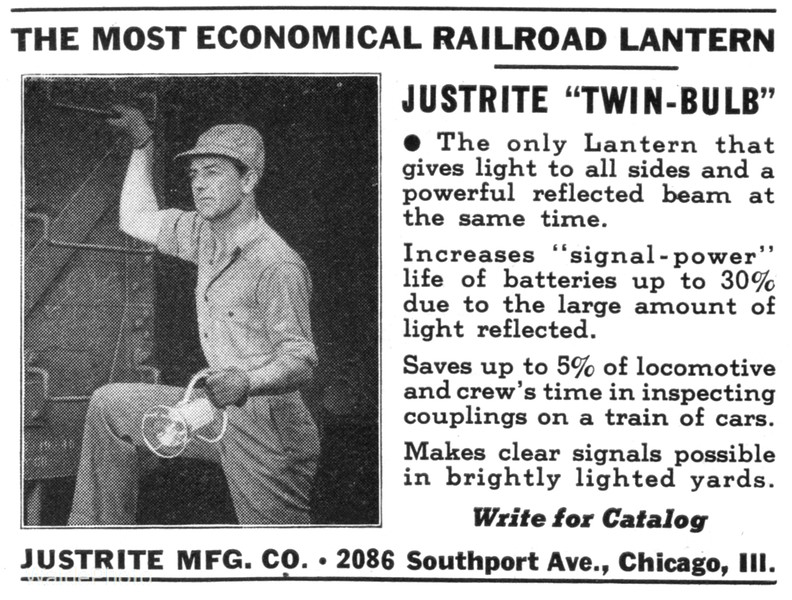 1941 Justrite Manufacturing Company.