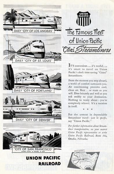 1940's Union Pacific.