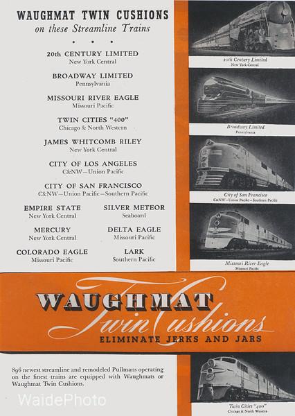 1940's Waughmat.