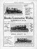 1899 Brooks Locomotive Works.
