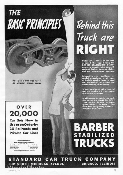 1940 Standard Car Truck Company.