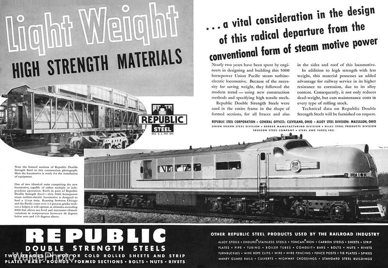 1939 Republic Steel.