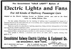 1903 Consolidated Railway Electric Lighting & Equipment Company.