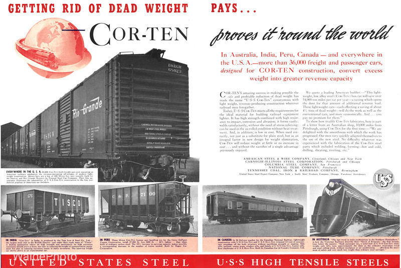 1940 United States Steel Company.