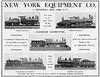 1900 New York Equipment Company.