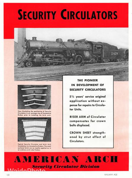 1940 American Arch Company.