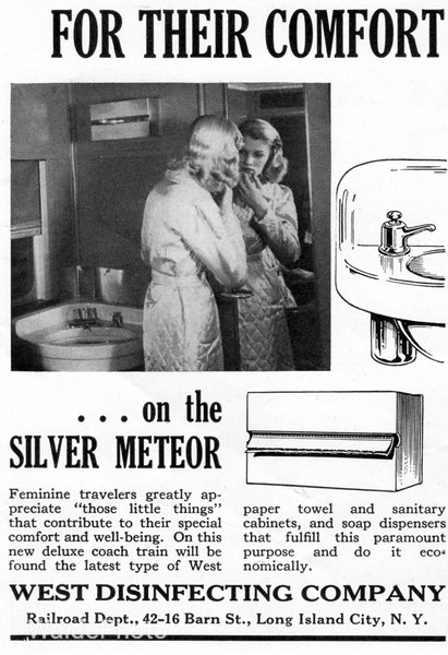 1939 West Disinfecting Company.