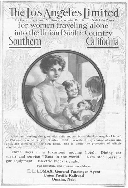 1910 Union Pacific.