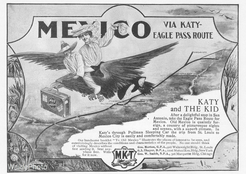 1904 Missouri, Kansas, & Texas.