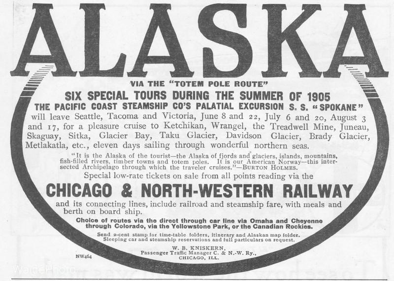 1905 Chicago & North-Western.