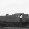 The prototype BR 2-6-2T 84000 at Shrewsbury shed on 16/10/65 having been withdrawn from Croes Newydd that month.