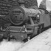 Stanier 2-6-4T 42616 readies herself for departure from Birkenhead Woodside on 21/05/66 with the 14 45 for Paddington.