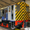 2150 English Electric 0-6-0DE Weardale Railway