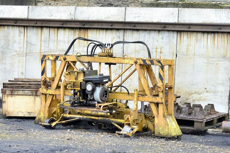 56xx Track Slewer - Weardale Railway 14.04.16