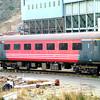 3354 Mk2f FO - (Weardale Railway) Seen at Meldon Quarry, Dartmoor Railway 15.04.06  Martyn Read