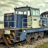7410 Hunslet 0-6-0DH - Weardale Railway 22.04.18  Kev Adlam