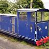 No No. 'Norfolk Harvester' Mills 4w-4wDH (2) - Wells & Walsingham Railway 04.05.17