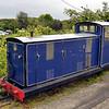 No No. 'Norfolk Harvester' Mills 4w-4wDH - Wells & Walsingham Railway 04.05.17