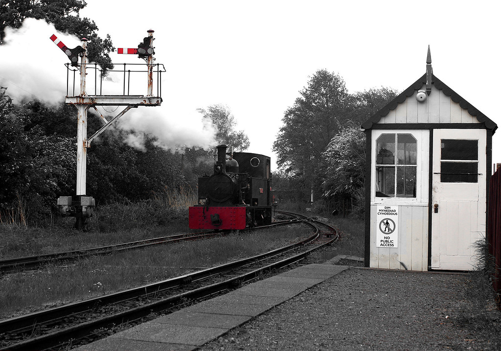Welsh Highland Railway - Portmadog