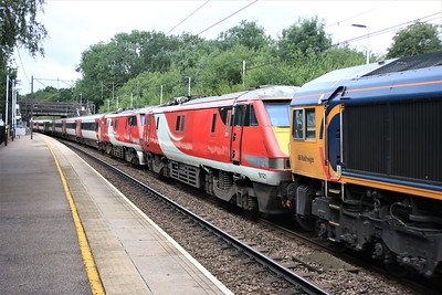 66767_91121_91126 12231  12411  12405  12489  10323  11280 11307 11407 82204   5Z91 08:45 Bounds Green to Doncaster Decoy past Bayford 0904 15 early     27/06/20